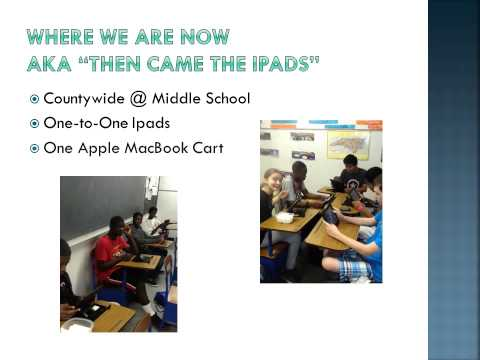 Toisnot Middle School Multimedia Presentation