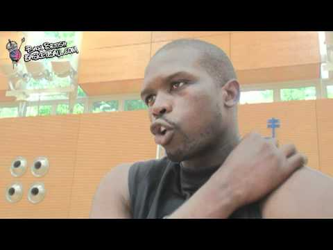 Luol Deng Full Length Back British Basketball Interview