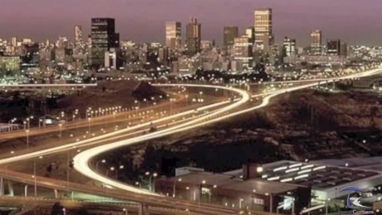 Johannesburg - South Africa - YouTube