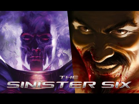 Mysterio And Kraven Officially Confirmed For The 'Sinister Six'