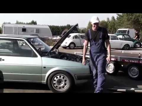 VW Golf MK2 AWD 900HP 9,39s @ 251kmh 16Vampir