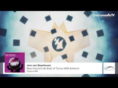 Jorn van Deynhoven - New Horizons (A State Of Trance 650 Anthem)