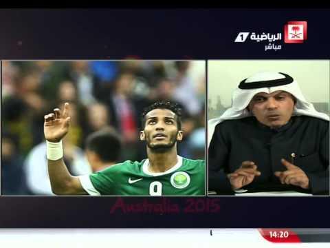 Saudi Sport 2015-01-18 فيديو برنامج صحافة آسيا يوم الأحد