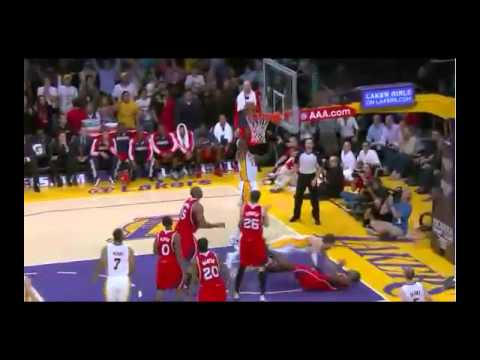 NBA CIRCLE - Atlanta Hawks Vs LA Lakers Highlights 3 November 2013 www.nbacircle.com