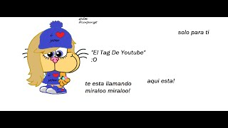 """El Tag De Youtube"" Mundo Gaturro."