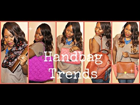Spring / Summer Handbag Trends | LOOKBOOK