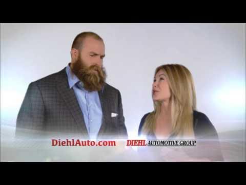 Diehl Automotive: Corina and Brett Keisel Discuss Diesels