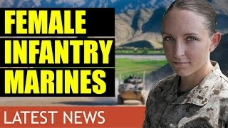 3 Female Marines Just Joined the Infantry