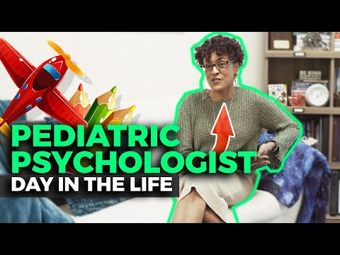 Day in the Life of a Pediatric Psychologist