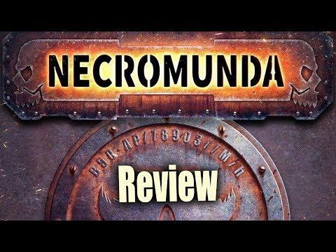 Necromunda : Underhive Review!