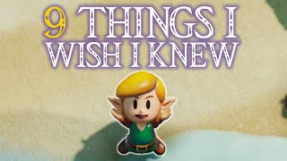 9 Things I Wish I Knew Before I Started Zelda: Link's Awakening (Nintendo Switch)
