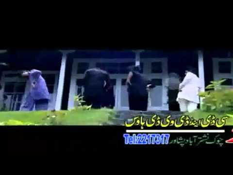 Afghan Pashto Attan New  Song Of Musrrat Mohmnad In 2011 Da Stargo Tura video