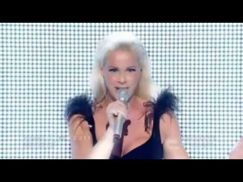 Malena Ernman - La Voix (Sweden) Video