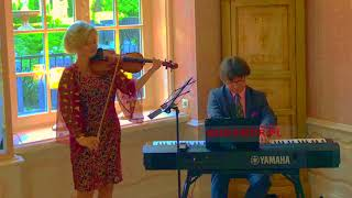 Canon Pachelbel Vs Perfect Ed Sheeran Violin And Piano Muzyka Skrzypce Na Slub