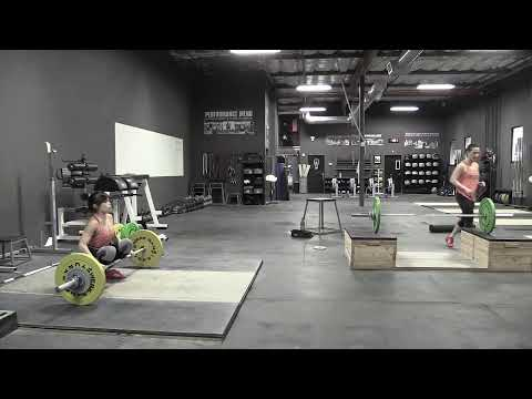 Catalyst Athletics Olympic Weightlifting 3-7-14