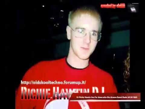 DJ Richie Hawtin live For those who like Groove Dutch Radio 04 04 1992