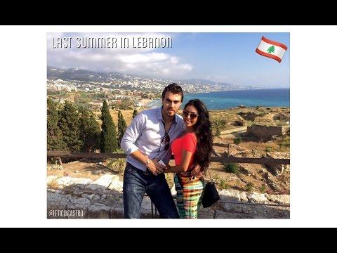 Last Summer in Lebanon by Leticia Castro