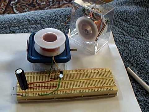 Capacitor Pulse Motor & Maggie – Free Energy News