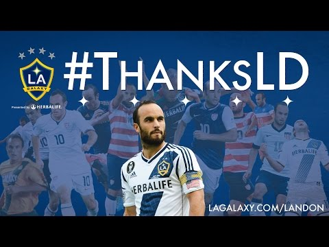 Landon Donovan | LEGEND #ThanksLD