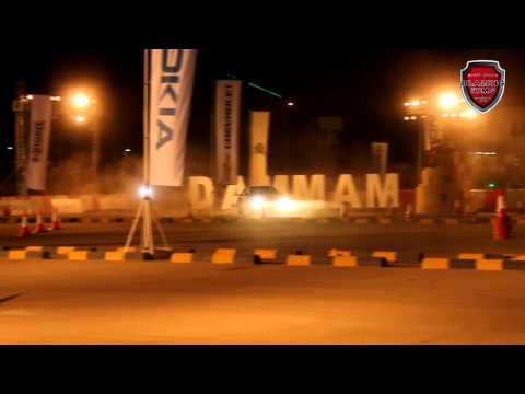Red Bull Car Park Drift Dammam Full Coverage | Blazing Rims HD