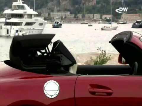 Тест-драйв Mercedes-Benz SLS AMG 2012