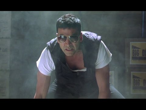 Akshay Kumar The Real Stunt Man - Kambakkht Ishq