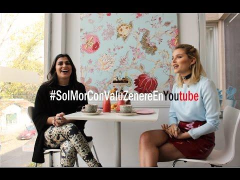 Valentina Zenere y Sol Moreno