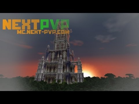 NextMC! 1.7.2 Minecraft Pvp Faction Server! JOIN NOW!