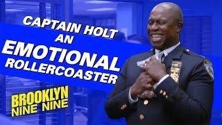 Captain Holt An Emotional Rollercoaster   Brooklyn Nine-Nine