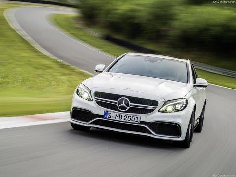 AMG Sound ★ Mercedes-Benz 2015 C63 AMG S Trailer
