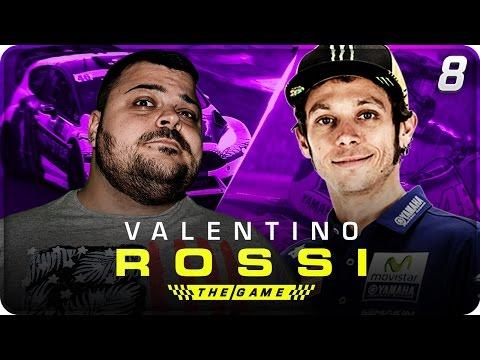 Valentino Rossi The Game : Ho fatto Una Figuraccia Assurda !!!