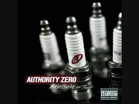 Authority Zero - Mesa Town