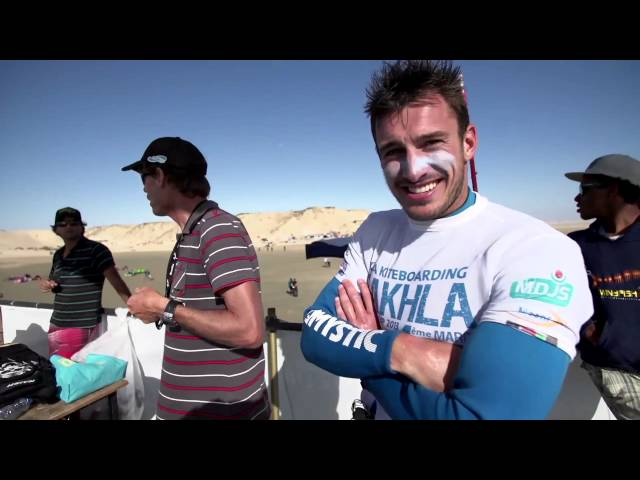 Doubles elimination Dakhla 2013 - PKRA Kiteboarding World Tour - Morocco