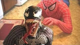 Spiderman Saves Uncle Ben From Venom