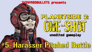One-Shot #5: Harasser Pitched Battle