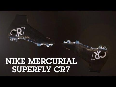 Nike Mercurial Superfly Cr7, La Bota De Cristiano Ronaldo video