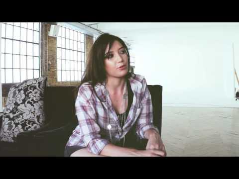 Daisy Lowe's Women's Health Cover Shoot