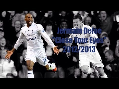 "Jermain Defoe - ""Close Your Eyes"" 