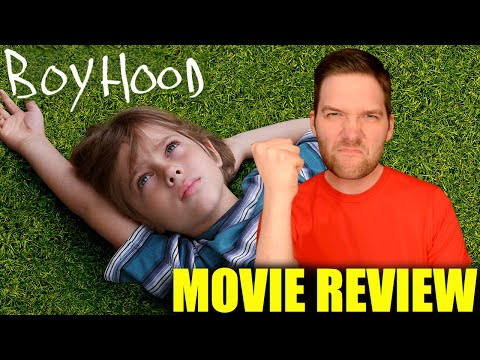 Boyhood - Movie Review