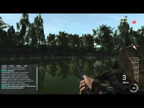 Fishing Planet juego de pesca GRATIS EN STEAM