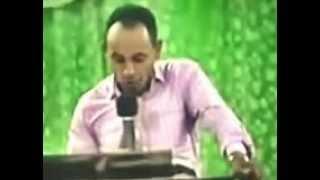 Pastor Henok Mengistu Preaching - God is Alive