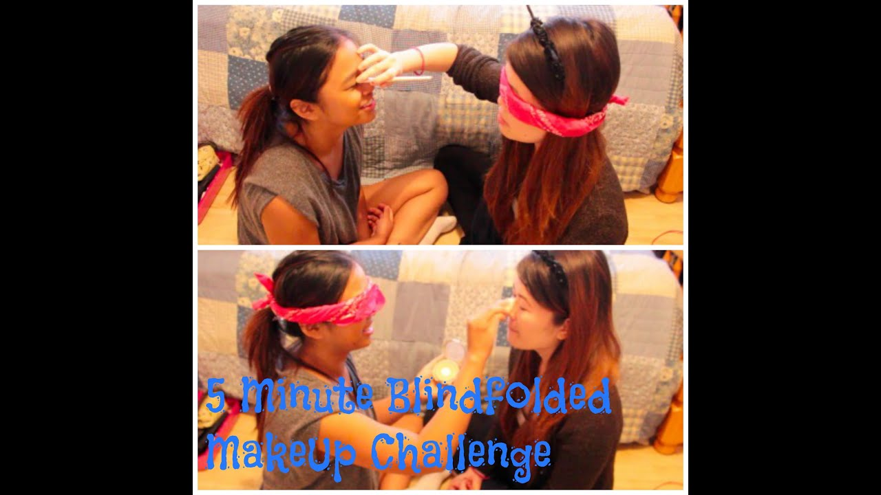 how to make a blindfold