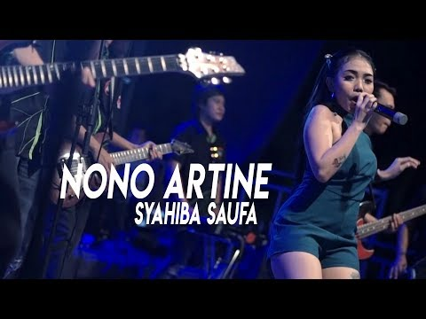Download Syahiba Saufa - Nono Artine LIVE Mp4 baru