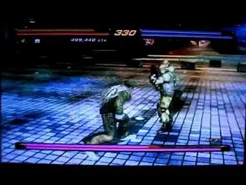 Tekken 6 - Millennium Tower on Hard (Jin and Alisa Version Two) Video