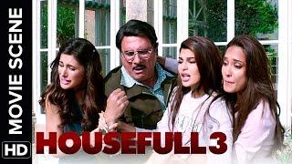 Boman tries to kill himself   Housefull 3   Movie Scene