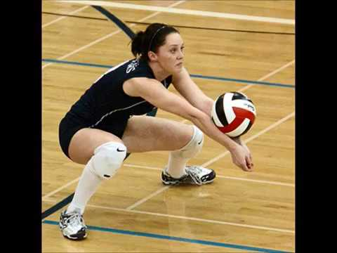 Volleyball setting hand position
