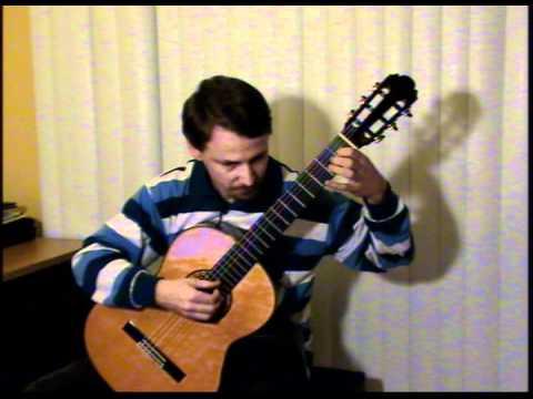 Study in D-minor - Ferdinando Carulli