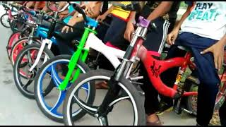 Geng basikal lajak kelantan