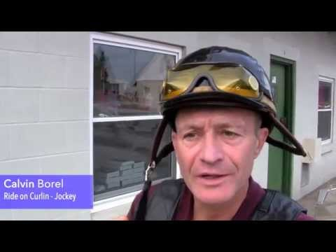 Kentucky Derby 2014 Ride On Curlin - Calvin Borel Interview