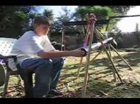 Science Project Video Spud Gun Videos From Science